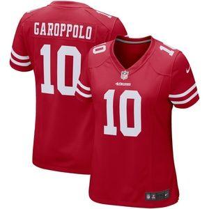 Women's San Francisco 49ers Jimmy Garoppolo Jersey